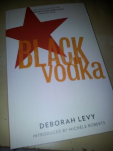 Black Vodka, by Deborah Levy